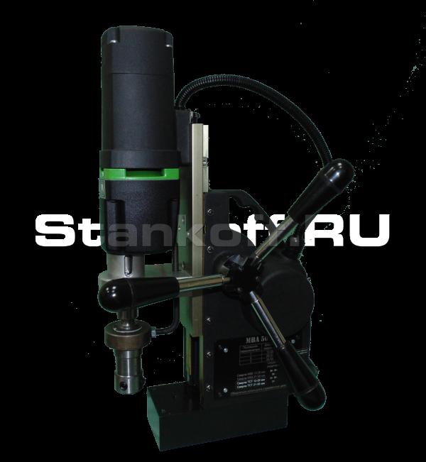 Автоматический сверлильный станок на магнитном основании MBA 50 Auto