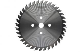 Пила дисковая твердосплавная подрезная GE 200*20*4.3-5.5/3,2 z36 KO-F