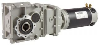 Кононическо-цилинидрический мотор-редуктор ECMB