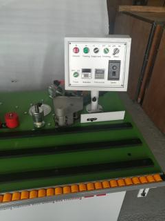 Кромкооблицовочный станок DM-112 с узлом снятия свесов