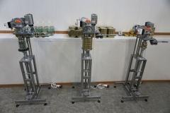 Закаточная машина для жестяных банок ЖБ-600