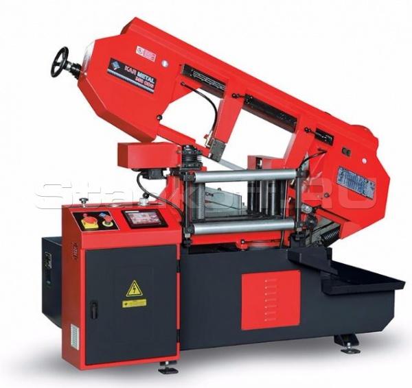Автоматический ленточнопильный станок KMT 350 ODG - PLC