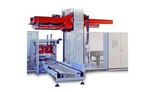 Автоматический депаллетизатор с нижней подачей ДН-3