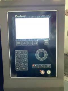 Синхронизированный гидравлический листогиб с ЧПУ WE67K 100/2500