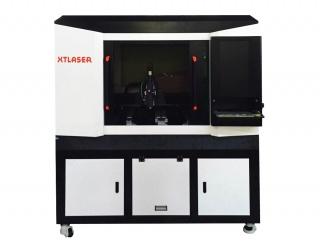 Волоконная лазерная установка для прецизионной резки металла XTC-6060L/750 Raycus