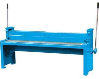 Механическая гильотина по металлу Q01-0,8х2500