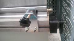 Гидравлический листогибочный пресс WC 67K 80/2500 с ЧПУ Estun 21
