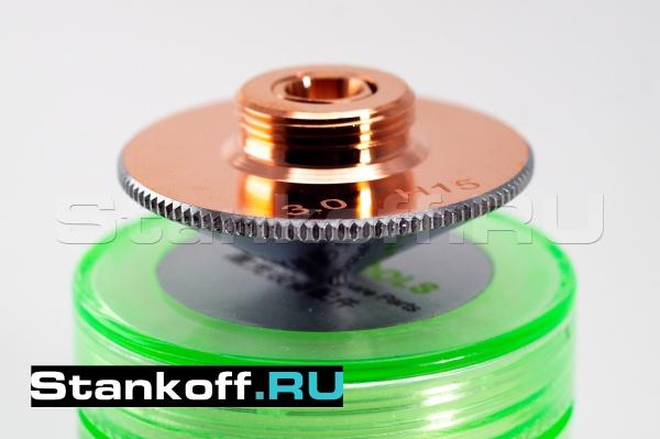 Оригинальное двойное сопло 2,5 мм Raytools GJT0625 для станка лазерной резки металла