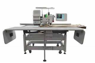 Промышленная комбинированная вышивальная машина VE1211 CH-COI