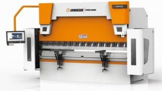 Пресс листогибочный гидравлический Speed Bend 100/2600 6 осей