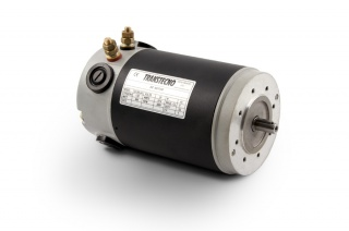 Мотор-редуктор постоянного тока DC