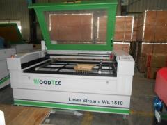 Лазерно-гравировальный станок с ЧПУ LaserStream WL 1510