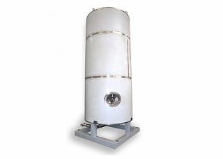 Термос вертикальный молочный ТВ-1000