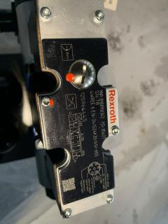 Синхронизированный гидравлический листогиб с ЧПУ WE67K 160/2500