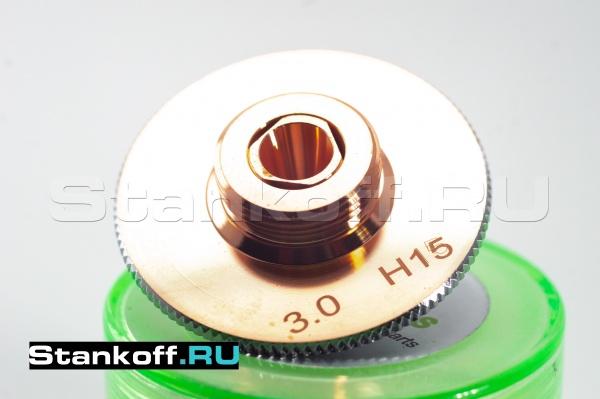 Оригинальное двойное сопло 1,5 мм Raytools GJT0615 для оптоволоконного лазера