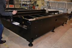 Станок оптоволоконной лазерной резки закрытого типа XTC-1530G/2500 IPG
