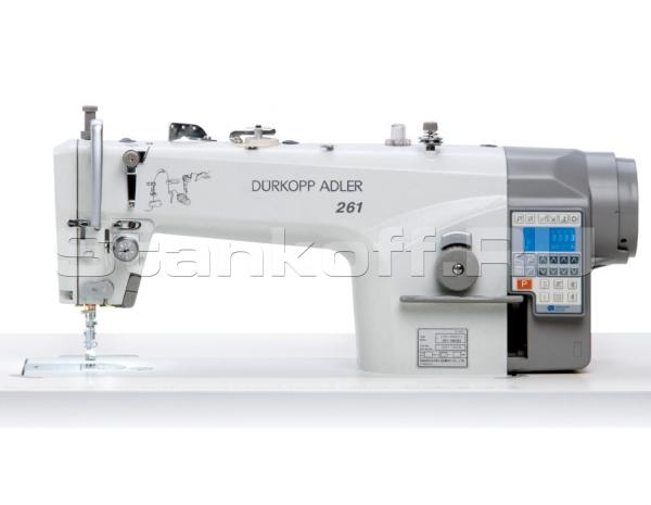 Универсальная прямострочная машина с прямым приводом DURKOPP ADLER 261-160362