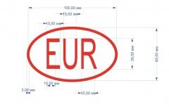 Клеймо для поддона EUR 01017885