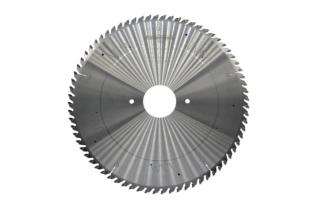 Пила дисковая твердосплавная основная GE 400*75*4,4/3,2 z72 TR-F