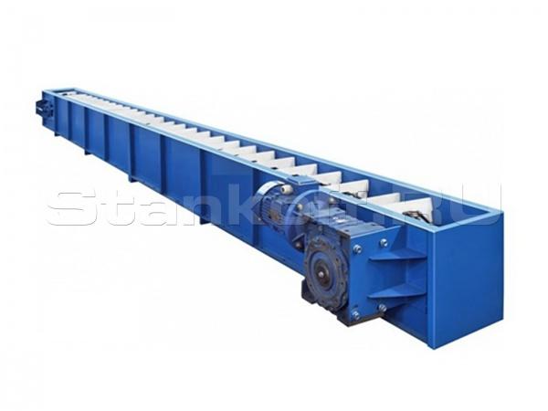 Конвейер скребковый цепной ТС 350