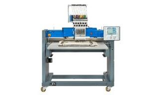 Промышленная одноголовочная вышивальная машина ZSK RACER 1W