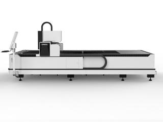 Установка оптоволоконной лазерной резки LF3015E/750 Raycus