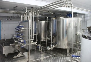 Линия переработки молока для производства сыра, творога, кефира, сметаны ЛПМ-500