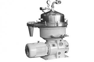 Сепаратор для растительного масла Ж5-ФСЗ