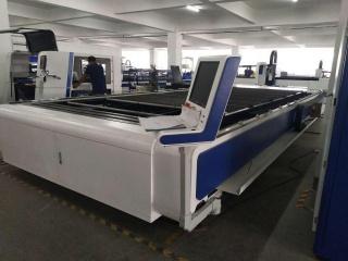 Оптоволоконный лазерный станок по металлу Protonic GA6015/4000 IPG
