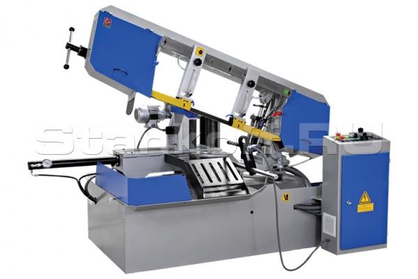 Станок ленточнопильный автоматический CUTERAL PAR 350 M