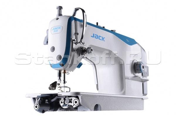 Промышленная швейная машина челночного стежка с прямым приводом JK-F4 Jack
