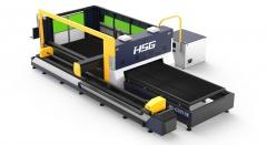 Оптоволоконный лазерный резак для листов и труб до d-325 мм HS-G3015E-35Q/2000 Raycus