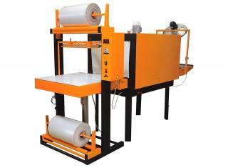 Термоупаковочная ручная машина ТМ-1ПН (с пневмоножом постоянного нагрева)