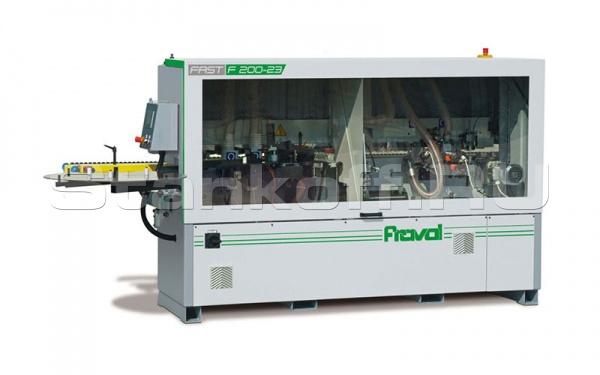 Кромкооблицовочный автоматический станок FAST 200-23