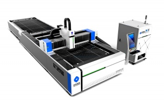 Оптоволоконный лазер для резки металла тяжелой серии со сменным столом TC-E3015/3000 IPG