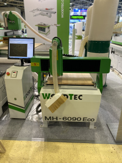 Фрезерно-гравировальный станок с ЧПУ WoodTec MH-6090 1,5 ECO