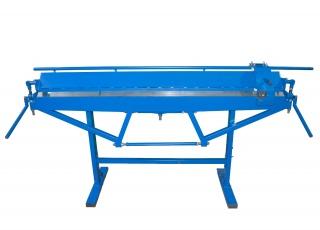 Ручной сегментный листогибочный станок ЛГС-2500С