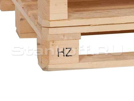 Штамп для поддона HZ