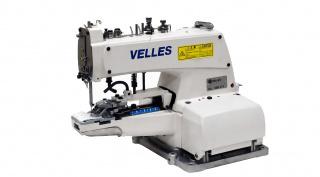 Промышленная автоматическая пуговичная швейная машина VELLES VBS373