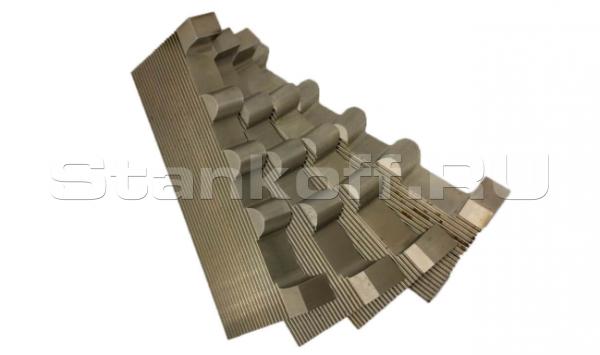 Бланкета цельнотвердосплавная T03SMG TIGRA 60*60*3,2 высота профиля 0 мм для плитных материалов