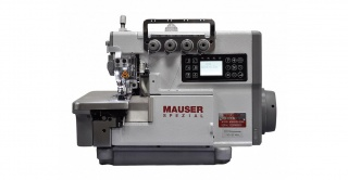 Стачивающе-обметочная промышленная швейная машина Mauser Spezial MO6141-PE4-243B14