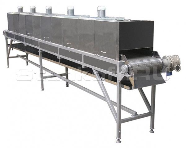 Машина для подсушки овощей МС-425
