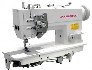 Двухигольная промышленная швейная машина AURORA A-845-05
