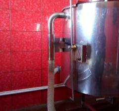 Сырная ванна длительной пастеризации ВДПО-300