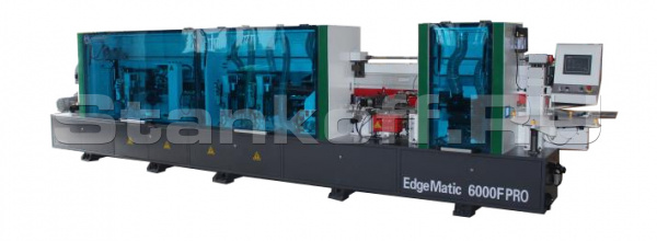 Высокоскоростной кромкооблицовочный станок EDGEMATIC 6000F PRO