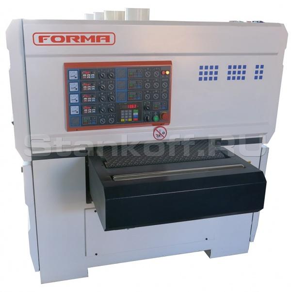 Рельефно-шлифовальный станок FORMA QSG-630 R6