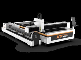 Оптоволоконный лазерный станок для резки листового металла и труб XTC-1530HT/2500 IPG