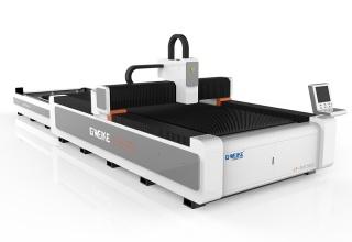 Оптоволоконный лазерный станок со сменным столом для резки металла LF3015GC/2000 Raycus