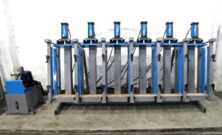 Пресс гидравлический паркетный SL250-3PK(7)