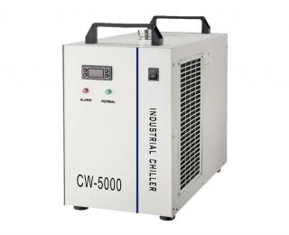 Чиллер для лазерного станка S&A CW-5000AG